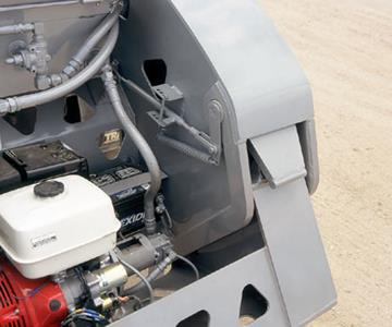 Commercial HG Detail Engine